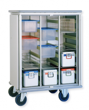 3165 CR cupboard truck for sterile containers