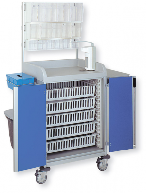 3955 CR distribution cart