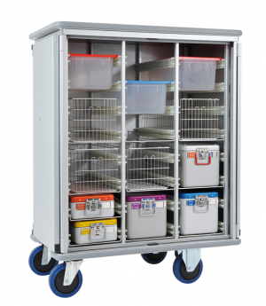 1622-1625 CR_Sterile goods trasnport trolleys