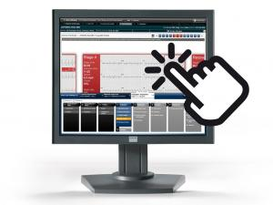 Barco MDRC-1119 TS K9301801A 19 inch Touchscreen Clinical Review Display