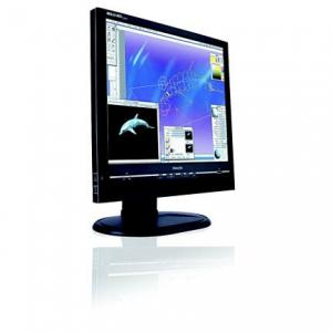 Philips Brilliance 190P6EB 19 inch LCD Monitor SXGA with LightFrame