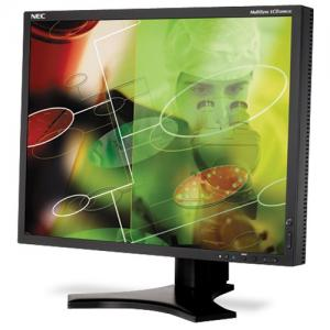 NEC LCD2090UXiBK1 (LCD2090UXi-BK-1) 20 inch Color-Critical Desktop Monitor