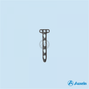 2.4mm-Wise-Lock-T--Distal-Radius-Dorsal-Plate,-(Head-with-3-Holes)
