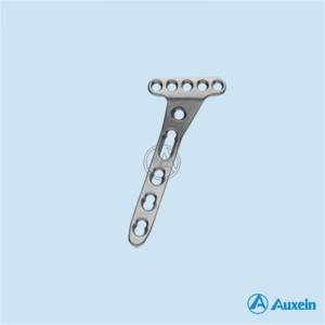 2.4mm-Wise-Lock-Distal-Radius-Volar-Plate,-Right,-(Head-with-5-Holes)