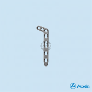 2.4mm-Wise-Lock-L-Distal-Radius-Dorsal-Plate,-Oblique-Left-Angled-(Head-with-3-Holes)