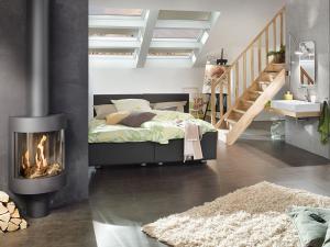 """""""Ambiente"""" comfort bed"""