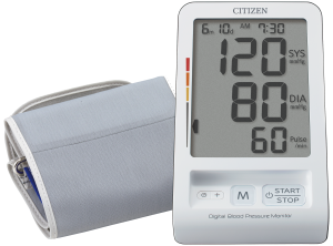 CH456 CITIZEN Blood Pressure Monitors