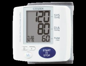 CH617 CITIZEN Blood Pressure Monitors