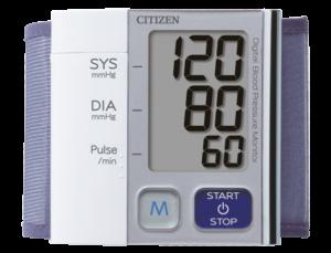 CH657 CITIZEN Blood Pressure Monitors