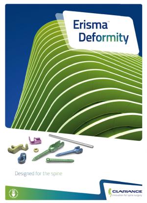 Erisma-Deformity