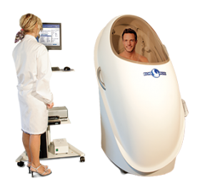 Body Composition BOD POD