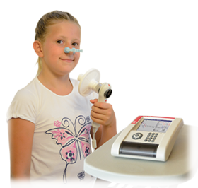 Desktop Spirometer - Pony FX