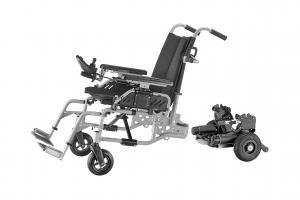 Travel Wheelchair, Motorized Wheelchair, Power wheelchair, Light weight Wheelchair
