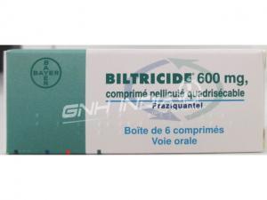 Biltricide 600 mg