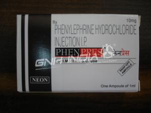Phenyle Hydrochloride (Phenpres)