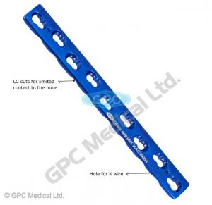 4.5mm Broad Locking Plate