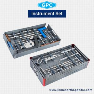 Orthopedic Instrument Sets