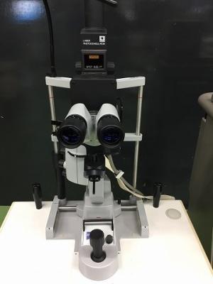 Ophthalmic Retinal Laser