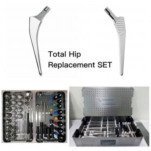 Joints,Cemented and Uncemented Total Hip Replacement(THR) Implants and Instruments, THR