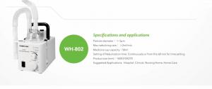 Medical Ultrasonic Nebulizer - WH-802