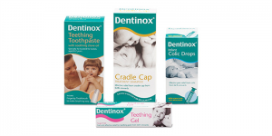 Dentinox Baby Care Range