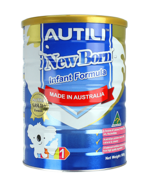 AUTILI GOLD+ Newborn Infant Formula Stage One (0 – 6 months)