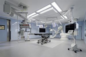 Hybrid operating room, Augsburg, Germany