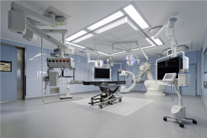 Hybrid operating room, Augsburg, Germany