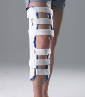 """3-Panel Knee Splint, 24"""" length RKNF130"""