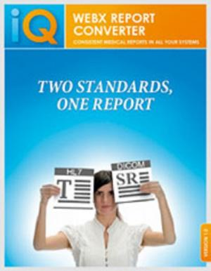 iQ-WEBX REPORT CONVERTER