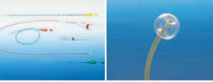 Balloon catheters