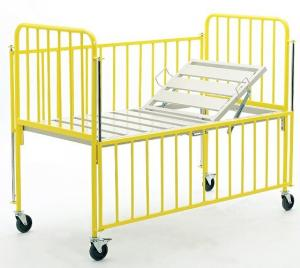 CHILD BED WITH TWO ADJUSTMENTS