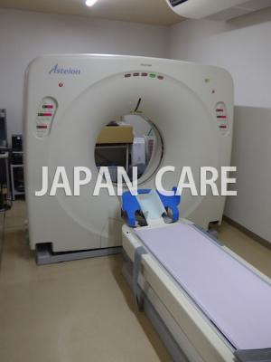 TOSHIBA SINGLE CT SCANNER ASKEION KG (TSX-021B)