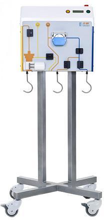 CF100 : cascade filtration monitor