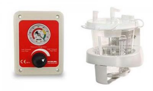On-board suction from SSCOR for ambulances