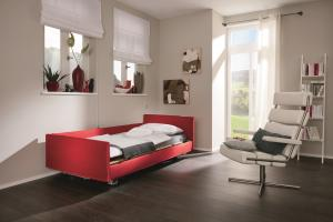 Venta care bed by Stiegelmeyer