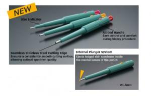 Biopsy Punch With Plunger System