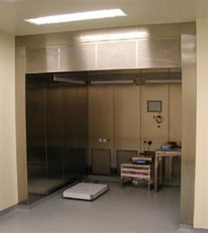 Weighing/Containment booth VKA
