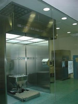 Weighing/Containment booth VKO