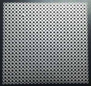 Titanium mesh plate type C