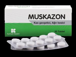 Muskazon Tablet
