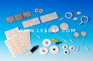 Single use electrodes, Monitor electrodes, Stress test electrodes,  Disposable electrodes,