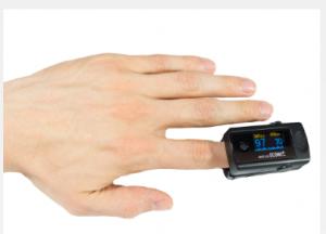 ME 10 finger pulse oximeter