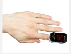 ME 5 finger pulse oximeter