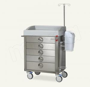 Emergency and Dressing Cart