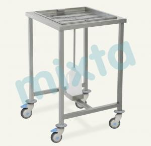 Mobile Table with Water Filtration
