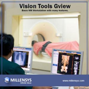 Vision Tools Gview - Basic NM Workstation with many features.