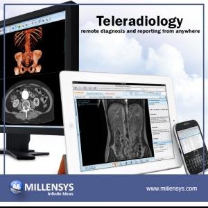 MILLENSYS teleradiology solution