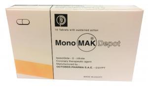 October Pharma Monomak 40mg