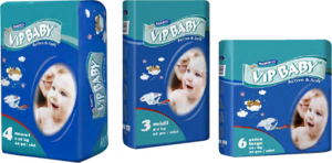 VIP BABY ACTIVE & SOFT